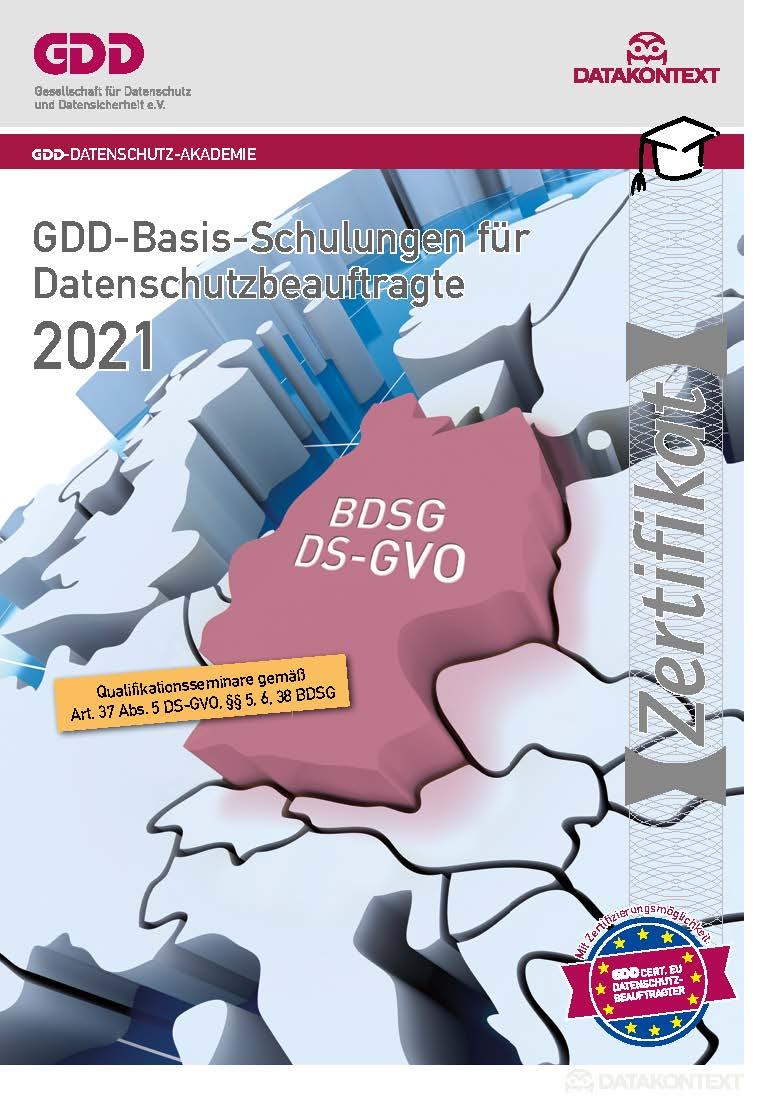 Teil 3: Datenschutz-Management nach der DS-GVO