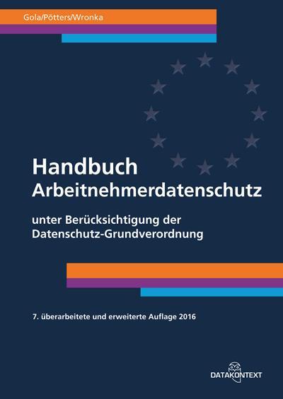 Handbuch Arbeitnehmerdatenschutz